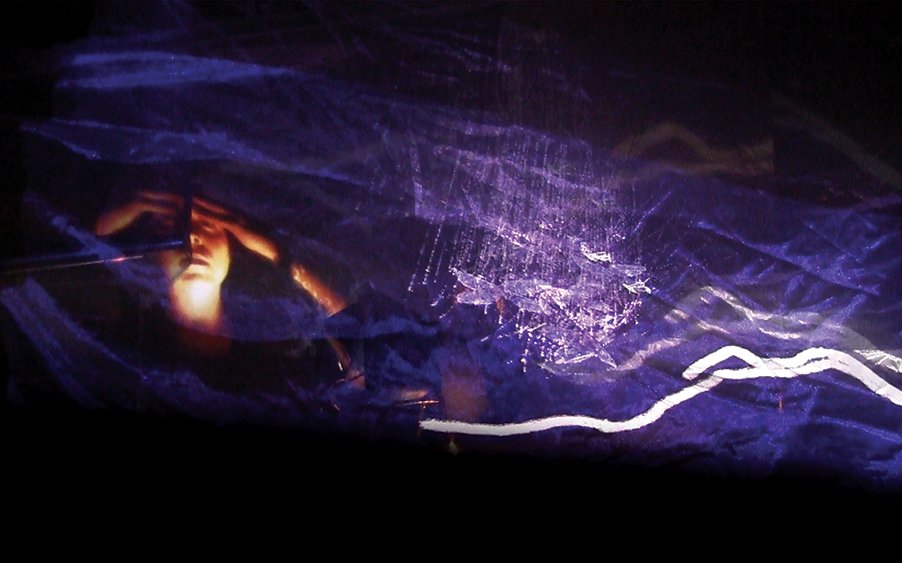 """Iolanta"" Devised multimedia installation and performance by Ilana Kirschbaum"